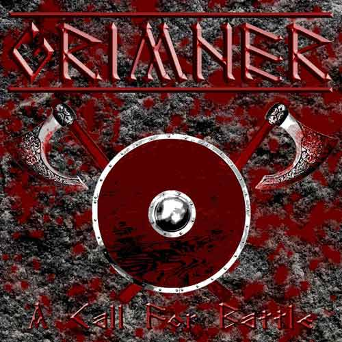 Cover of Grimner - A Call For Battle