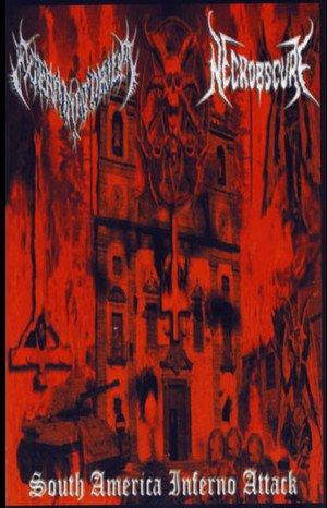 Exterminatorium / Necrobscure - South America Inferno Attack