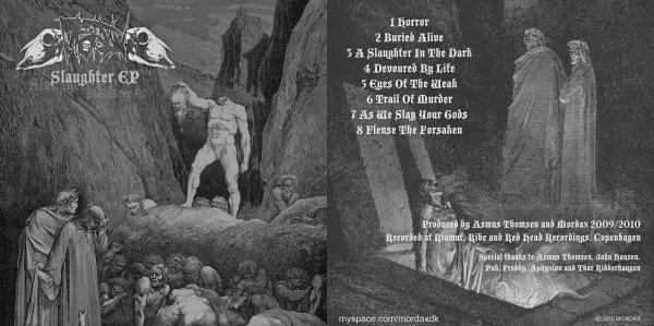 Mordax - Slaughter