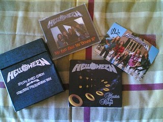 Helloween - Mr. Ego Collectors Box