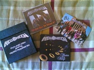 Helloween - Mr. Ego Collectors Box