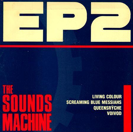 Voivod / Queensrÿche - The Sounds Machine EP 2