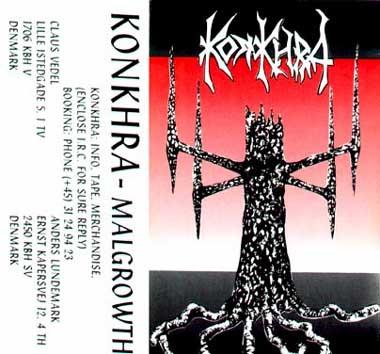 Konkhra - Malgrowth