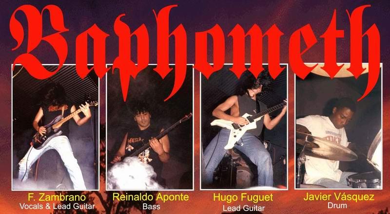 Baphometh - Photo