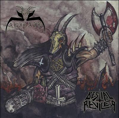 Abigail / Bestial Reviler - Russo-Japanese Metal War