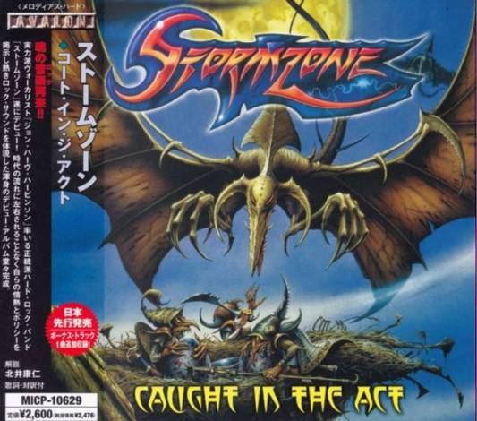 Stormzone - Caught in the Act