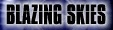 Blazing Skies - Logo