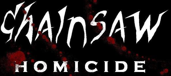 Chainsaw Homicide - Logo