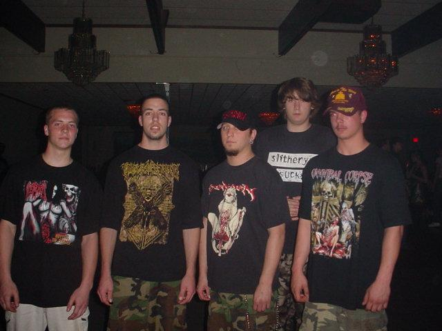 Chainsaw Homicide - Photo