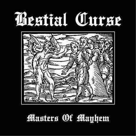 Bestial Curse - Masters of Mayhem