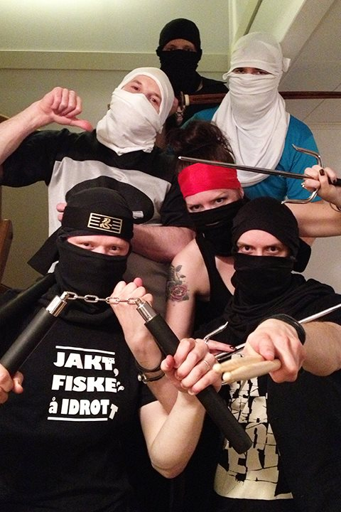 Ninja Magic - Photo
