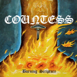 Countess - Burning Scripture