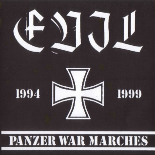 1994-1999 Panzer War Marches cover (Click to see larger picture)