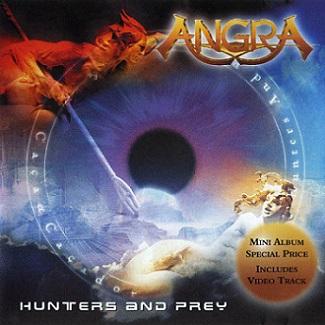 Angra - Hunters and Prey