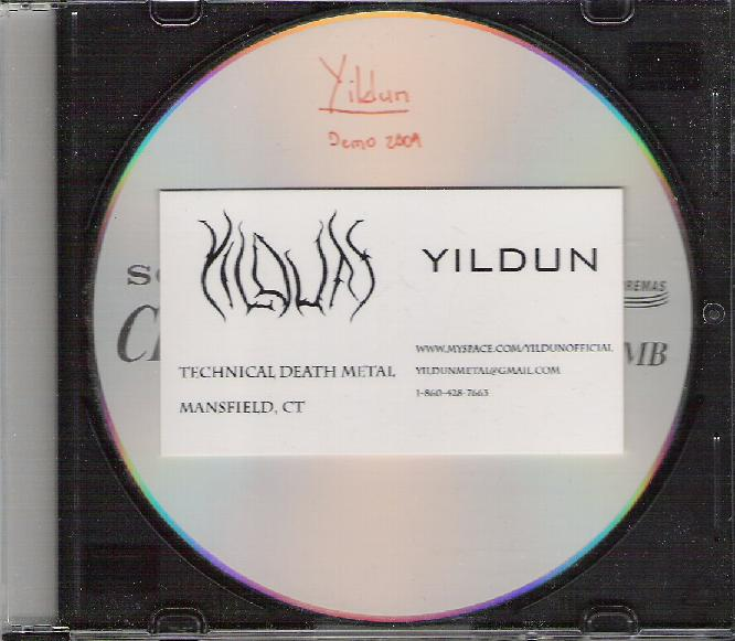 Yildun - Demo 2009