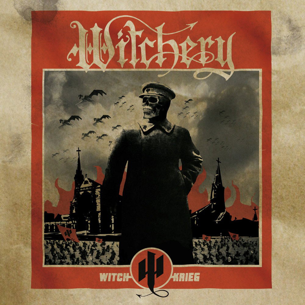 Cover of Witchery - Witchkrieg