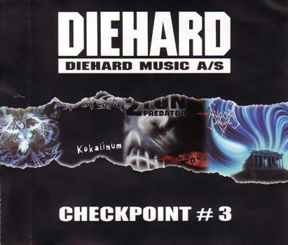 Aurora Borealis / Illdisposed / Daemon / Necrosphere / 2 Ton Predator - Checkpoint #3