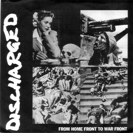 Neurosis / Extreme Noise Terror - Discharged: From Home Front to War Front