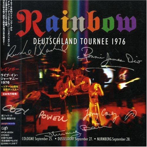 Rainbow - Deutschland Tournee 1976