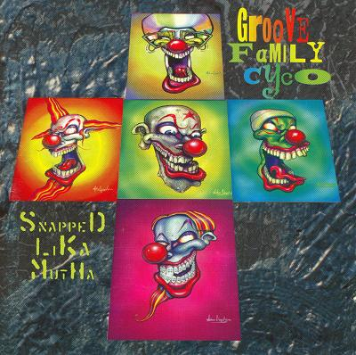 Infectious Grooves - Groove Family Cyco (Snapped lika Mutha)