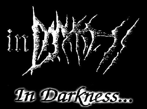 In Darkness - Logo