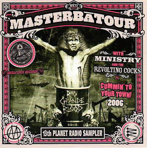 Ministry - Masterbatour