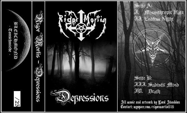 Rigor Mortis - Depressions