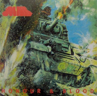 Tank - Honour & Blood
