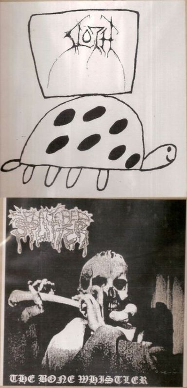Sloth - Untitled / The Bone Whistler