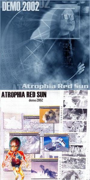 Atrophia Red Sun - Demo 2002