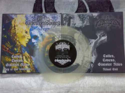 Faustcoven / Cultes des Goules - Cultes, Covens, Sinister Rites