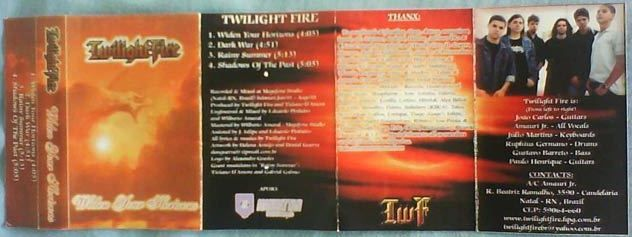 Twilight Fire - Wide Your Horizons