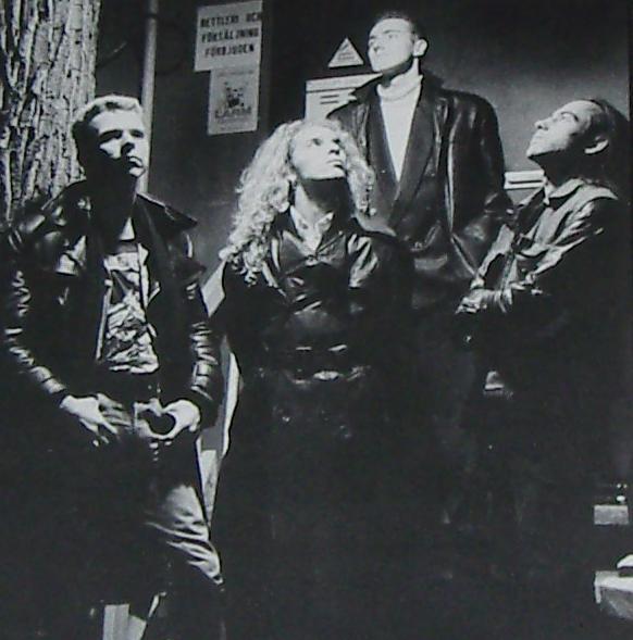 The Krixhjälters - Photo