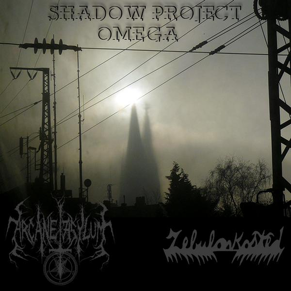Arcane Asylum / Zebulon Kosted - Shadow Project Omega