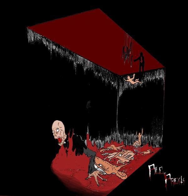Pile of Priests - Burn