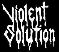Violent Solution - Logo