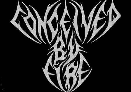 Conceived by Fire - Logo
