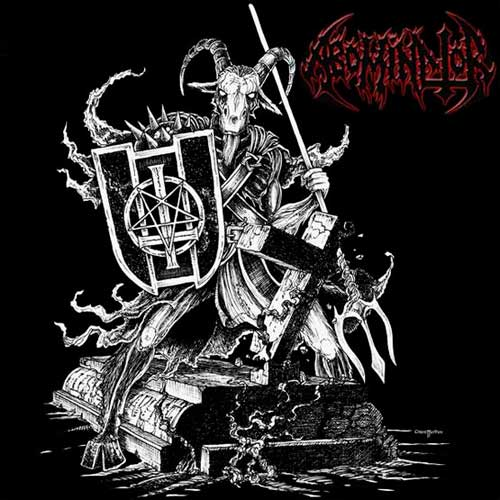 Abominator - Barbarian War Worship