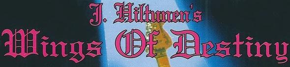 J. Hiltunen's Wings of Destiny - Logo