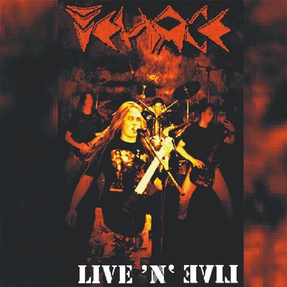 Tehace - Live 'n' Evil