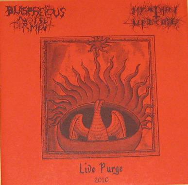Blasphemous Noise Torment / Heathen/Lifecode - Live Purge