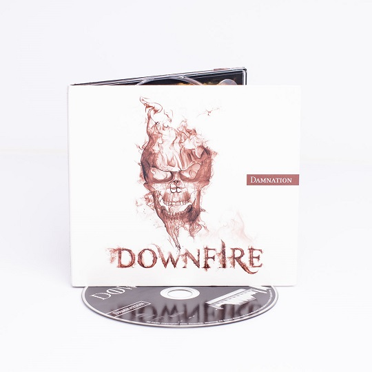 Downfire - Damnation