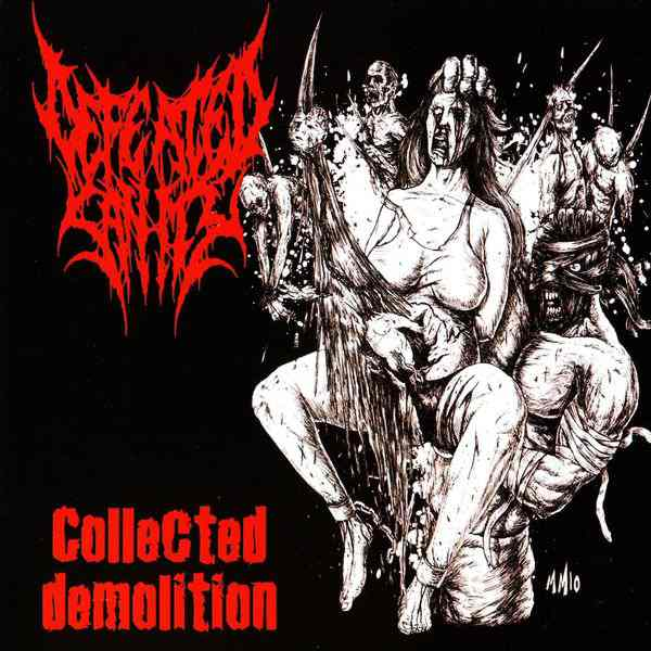 Defeated Sanity - Collected Demolition