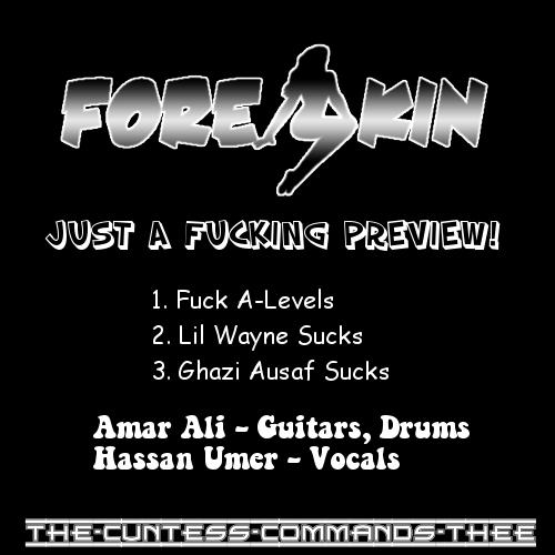 Foreskin - Just a Fucking Preview!