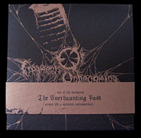 Fragments of Unbecoming - The Everhaunting Past - Advance promo CD