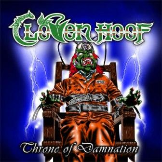 Cloven Hoof - Throne of Damnation