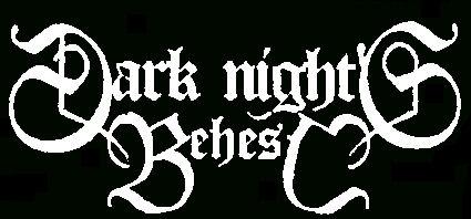 Dark Nights Behest - Logo