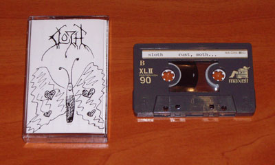 Sloth - Of Rust, Moth and Thieves