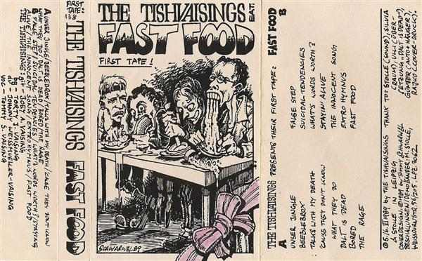 The Art of the Legendary Tishvaisings - Fast Food