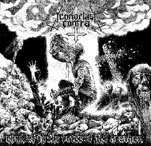 Iconoclast Contra - Combat Is the Voice of the Heathen